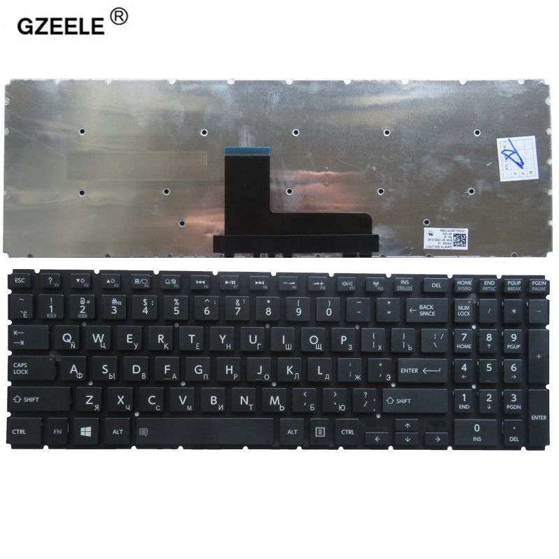 New UK White keyboard for ToshibaSatellite S50-C S50T-C S55-C