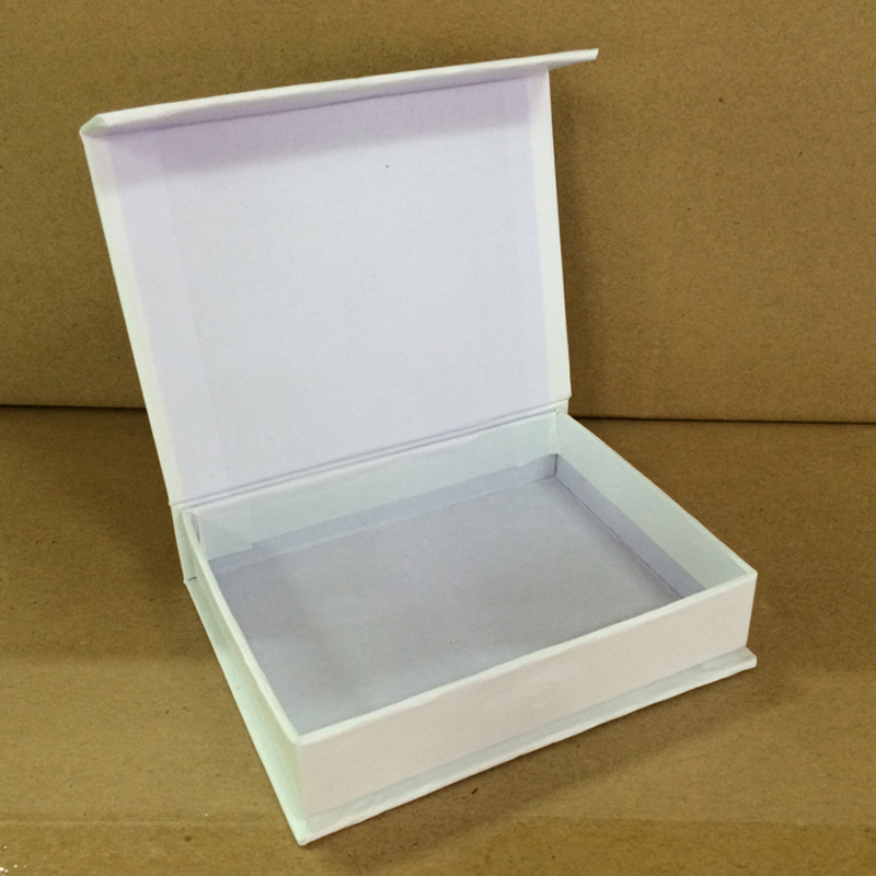 5 Pieces No Logo Evaginable Paper Packaging With Gift Box Gift Packaging Box Rectangular Box Size 150x95x36MM 5.9x3.74x1.41 Inch