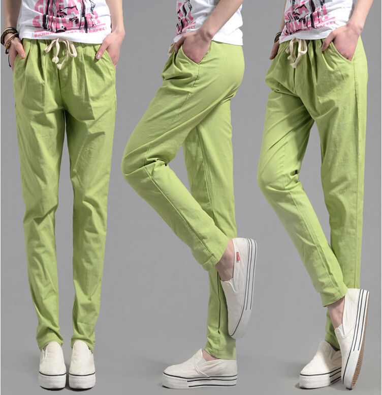 Online Get Cheap Women Linen Pants Sale -Aliexpress.com | Alibaba ...