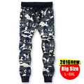 Plus Size L~8XL Men's Casual Long Pants Camouflage Cotton Trousers Breathable Motorcycle Windproof Tracksuit Pants Pan005