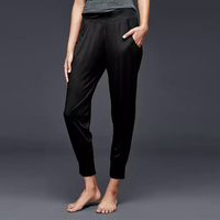 Women's Sleep pants Spring and autumn 100% Modal pajama pants Women loose trousers