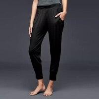 Women's Sleep pants Spring and autumn 100% Modal pajama pants Women loose trousers