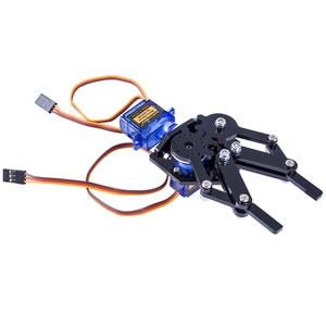 Image 4 - SunFounder 標準グリッパーキット足ロボットアーム Rollarm DIY ロボット Arduino の Uno メガ 2560 ナノ