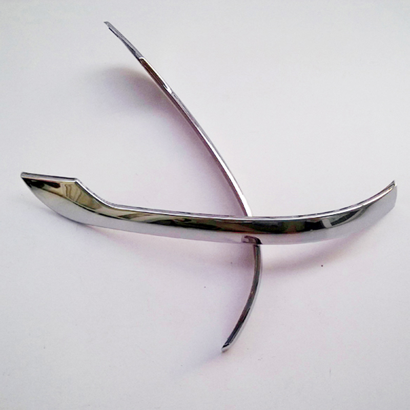 Безплатна доставка ABS хром аксесоари за дизайн странично огледало покритие капачка капачка 2бр за Suzuki Vitara 2015 2016 2017 2018 2019