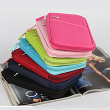 BISI GORO  Travel passport phone card holder protection ID bank credit Multifunction Creative gift zipper bag wallet