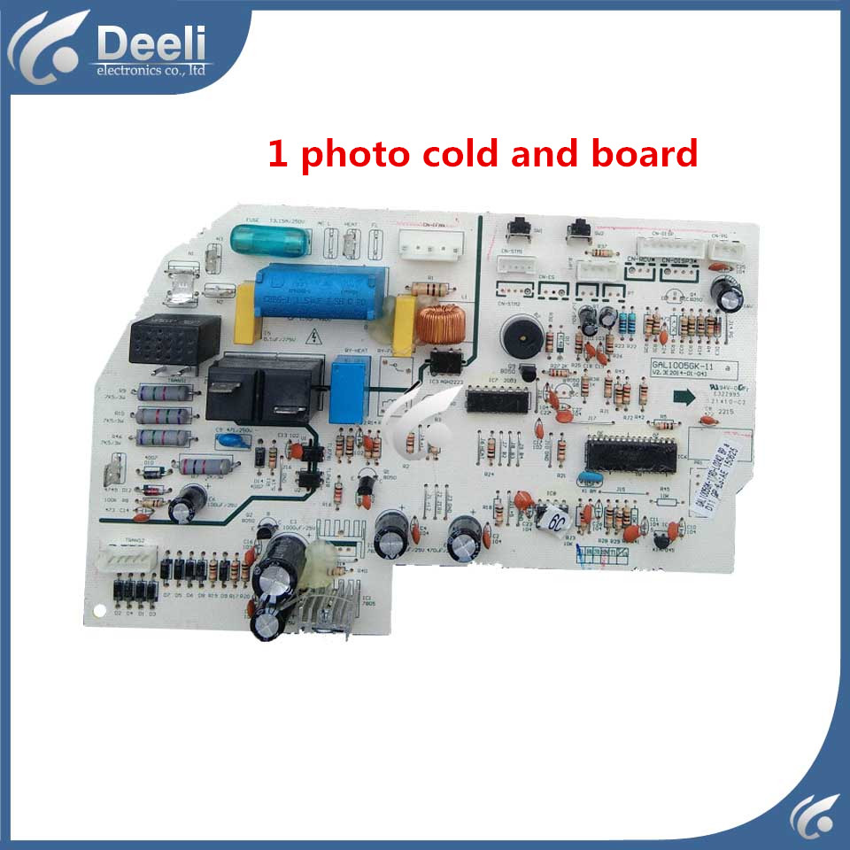 95% new Original for air conditioning Computer board GAL1005GK-11 circuit board