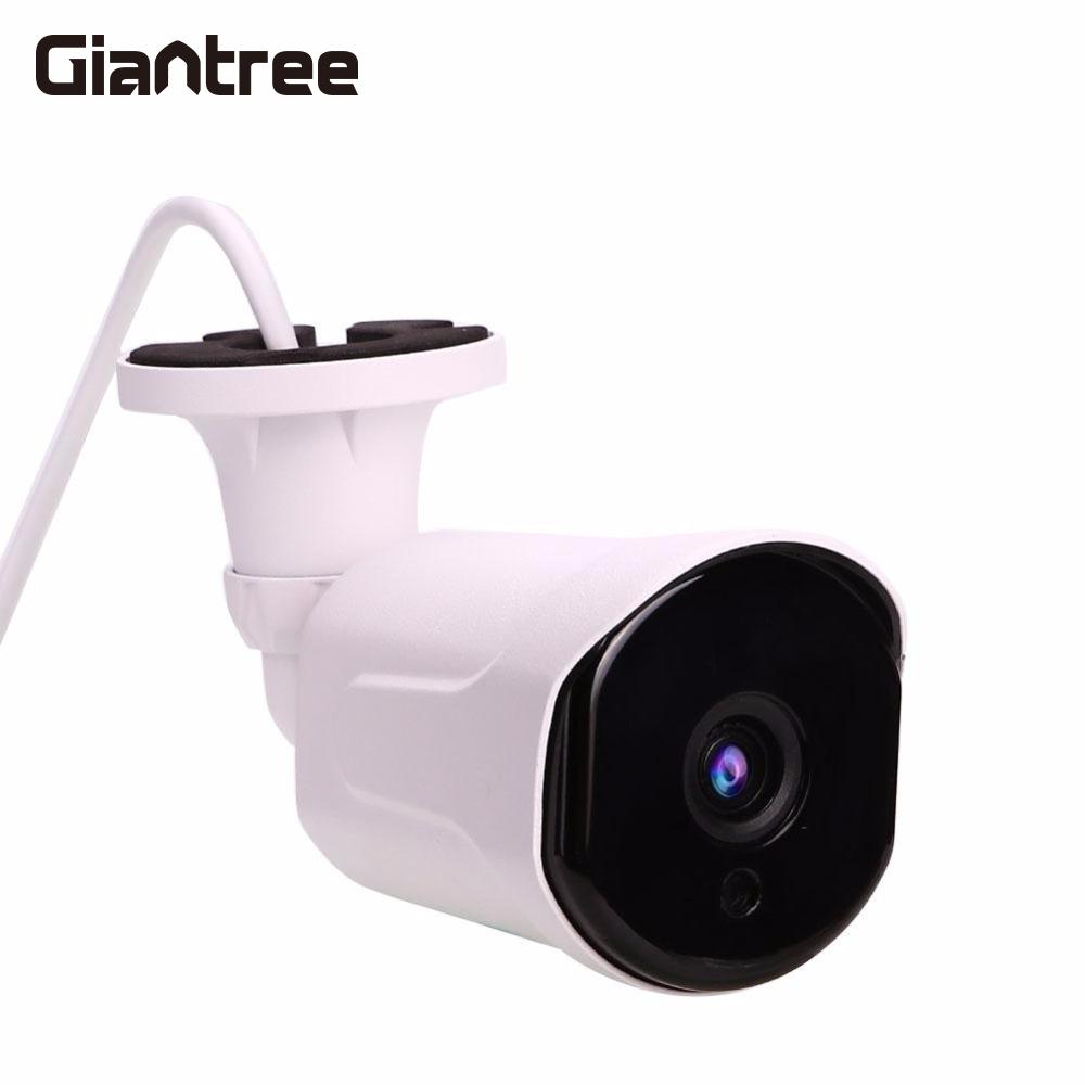 giantree CMOS 2MP 1080P HD Remote IR Night Vision Surveillance Camera Home Security Mobile APP monitoring video