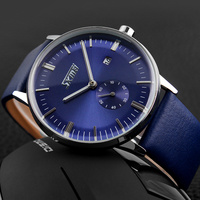 Hot 2015 New Men S Fashion Casual Watch Mens Watches Top Brand Luxury Dress Quartz Leather