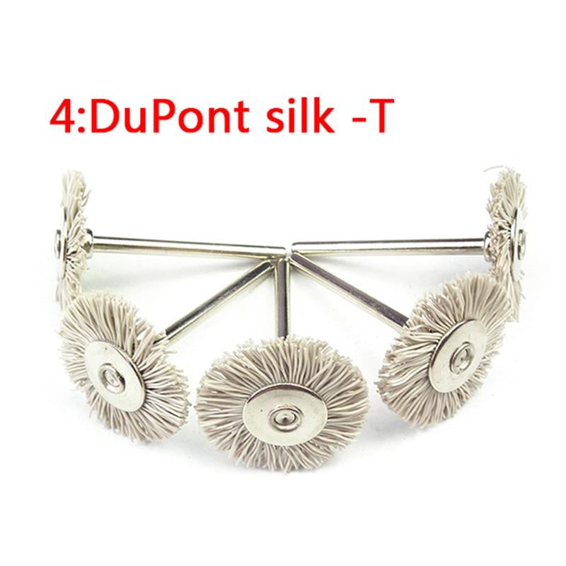 10pcs chiffon tampon de roue de polissage en coton pour accessoire - Outils abrasifs - Photo 6