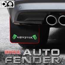 Mud flaps for car Fender flares Splash guard Car protector Widen mudguard fit for Jeep compass renegade patriot grand cherokee все цены