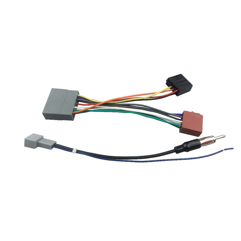 popular iso wire harness buy cheap iso wire harness lots from new wiring for honda civic 2006 2011 iso wiring harness antenna aerial adaptor connector