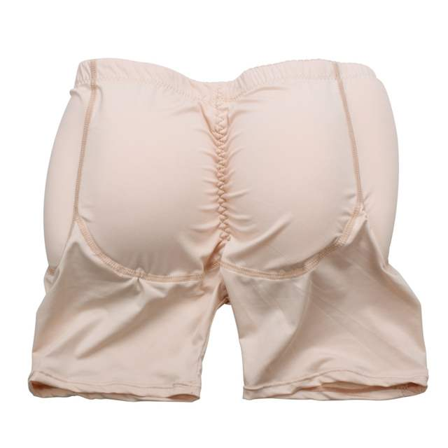 2a7b4f426c S L Removable Cotton Padded Panties Shapewear Bum Butt Hip Enhancing  Underwear Crossdresser For Butt
