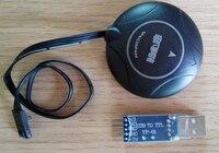 32bit G2 M8N GPS Compass Module W Upgrade USB Module For DJI NAZA M V2 LITE