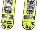 100 м инфракрасный датчик человека проводной детектор луча сигнализация фотоэлектрический дом безопасности