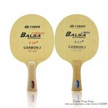 Yinhe אורנוס T10 T11 ברוש arylate carbon OFF להב טניס שולחן פינג פונג מחבט
