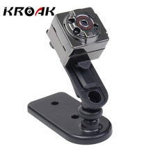 Cheaper Mini DVR Camera HD 1080P SQ8 360 Degree Rotation Voice Video Recorder Infrared Car DVR Night Vision Digital Camera