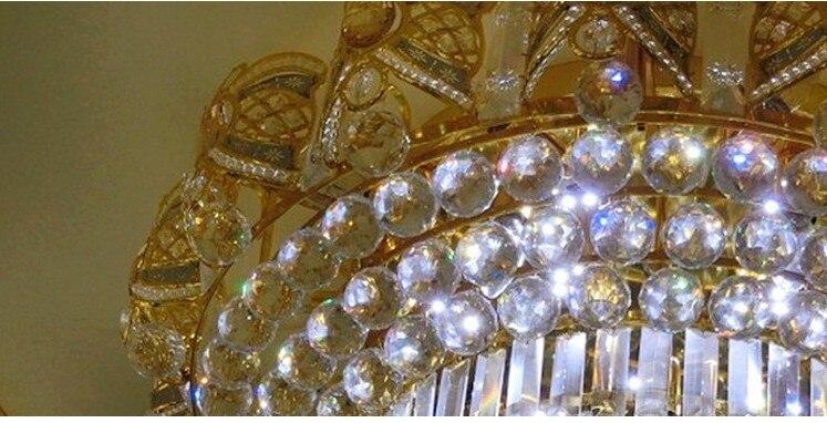 Livraison gratuite 1 pcs/Lot 100 MM boule à facettes suspendue en cristal pour cadeau de décoration de mariage - 6