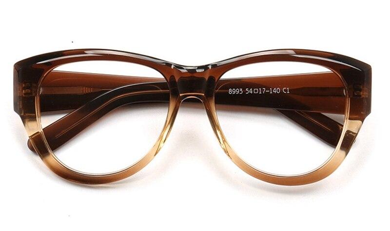 KüHn Mode Cat Eye Trendy Schmetterling Brillen Rahmen Frauen Hand Gemacht Acetat Brille Rahmen Optische Gläser Rahmen Top Qualität Sq8993 SpäTester Style-Online-Verkauf Von 2019 50%