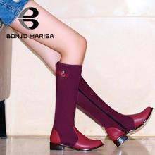 Motorcycle Boots Shoes Women's Holiday Sale Fashion Boots Rivets Decoration OL Style Fashion and Beautiful Ridding Boots Shoes