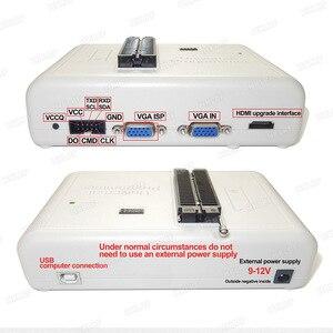 Image 5 - Universal RT809H EMMC Nand FLASH Programmer+26 Items  SOP8 flash Adapter EMMC NAND NOR better than RT809F Free shipping