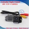 Promoção de fábrica câmera traseira de estacionamento CCD SONY câmera de segurança do carro para VW Golf 6 câmera traseira