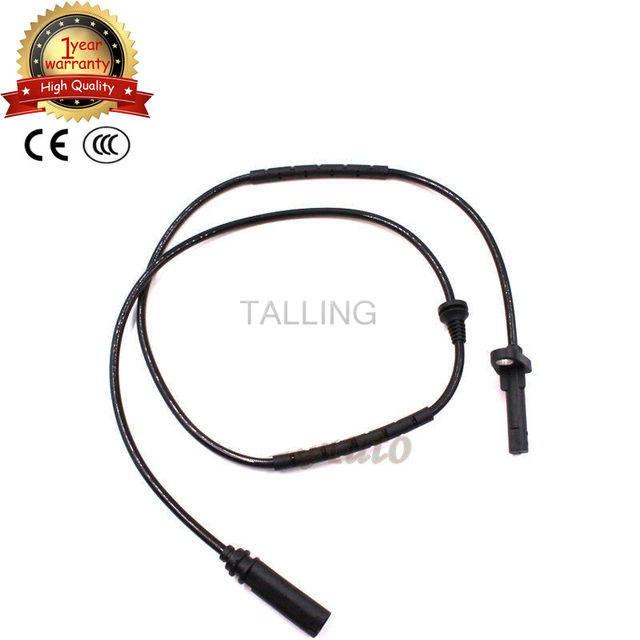Rear Left Right ABS Wheel Speed Sensor For 2007-2013 BMW X5 X6 34526771777