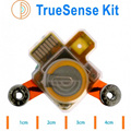 (Прекращен) TrueSense Разведка Комплект Новый Промоушен Носимых Сердечной Мышцы Био-датчики Мозговые Волны Развития Программного Обеспечения