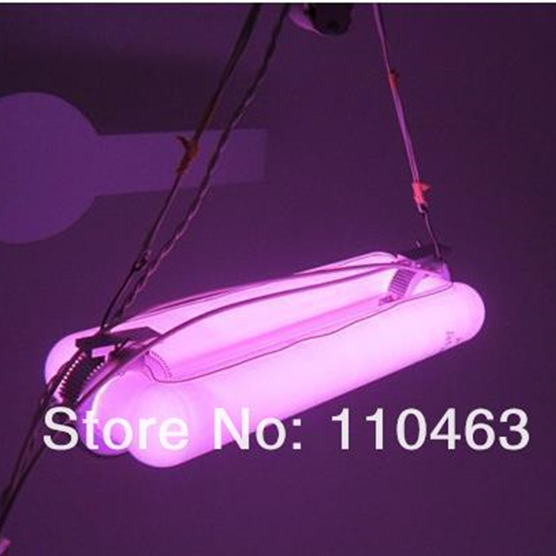grow induction light Half red and blue half Induction Grow Light 200W LED Hydroponic Grow Lights Led Light Lamps For Plants ...