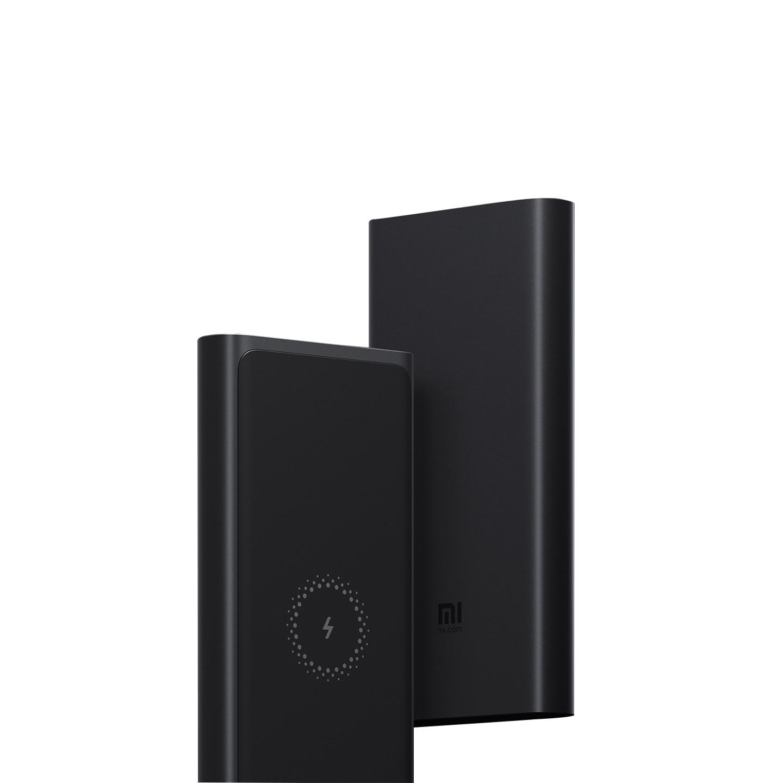 Pré-vente Xiao mi mi 10000 mAh Sans Fil Powerbank charge rapide 10000 mAh batterie externe batterie externe pour iPhone X Xs MAX samsung
