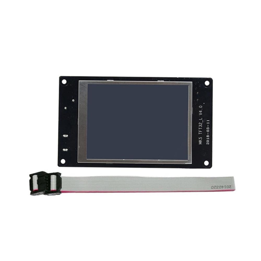 3D Imprimante Pièces MKS TFT32 Écran Module Complet Couleur Écran Tactile Sans Fil Contrôleur Smart WiFi Module pour Smoothieware