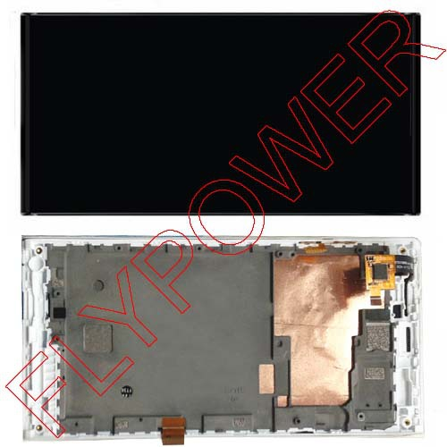 For 5inch MTK6582 inew V7 lcd screen display+touch screen digitizer assembly by free shipping; black or white
