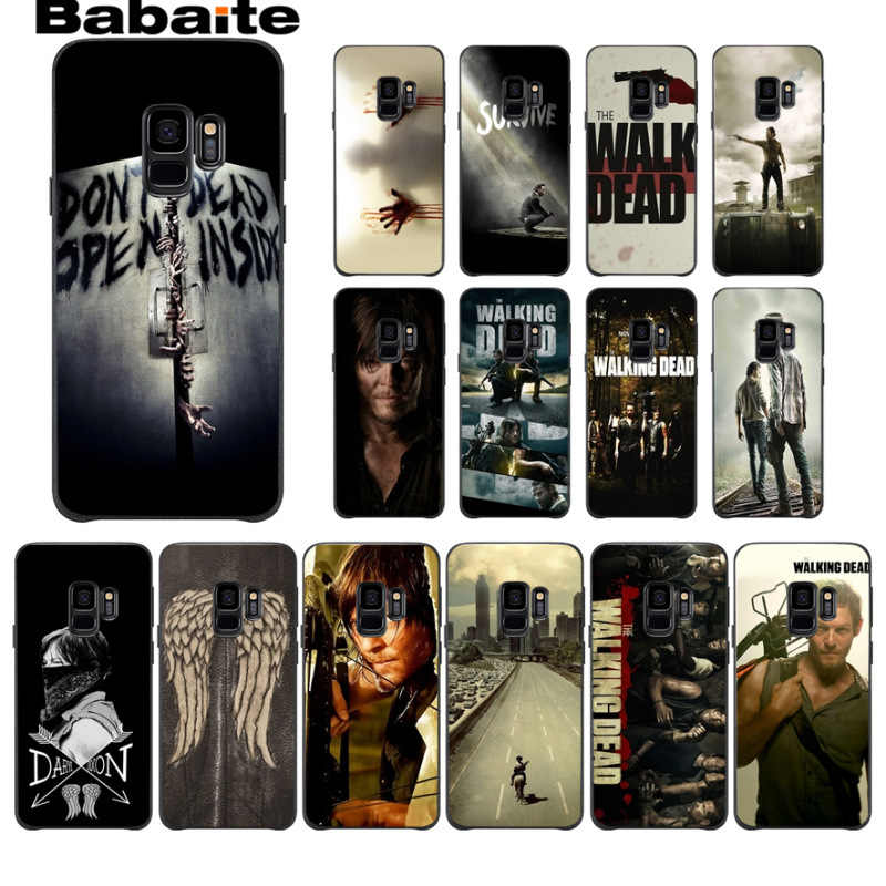 the walking dead cover samsung