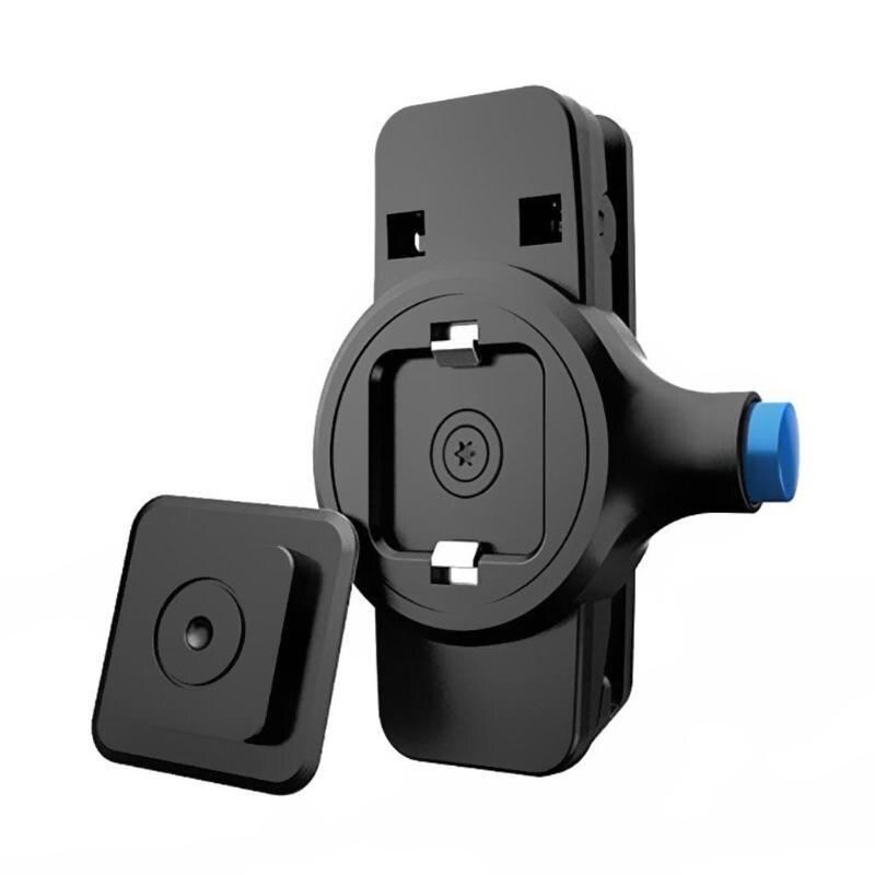 Vertical Universal Magnet Buckle Lock Cellphone Bracket Sport Waist Belt Clip font b phone b font