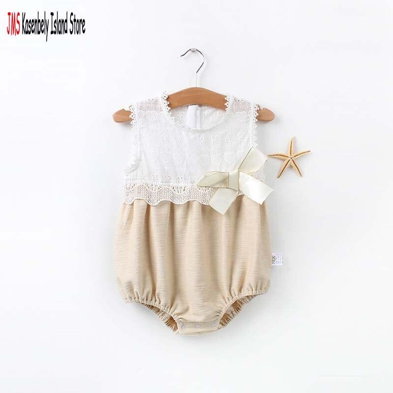 JMS Kasenbely Baby Girl მრგვალი კისრის - ტანსაცმელი ჩვილებისთვის