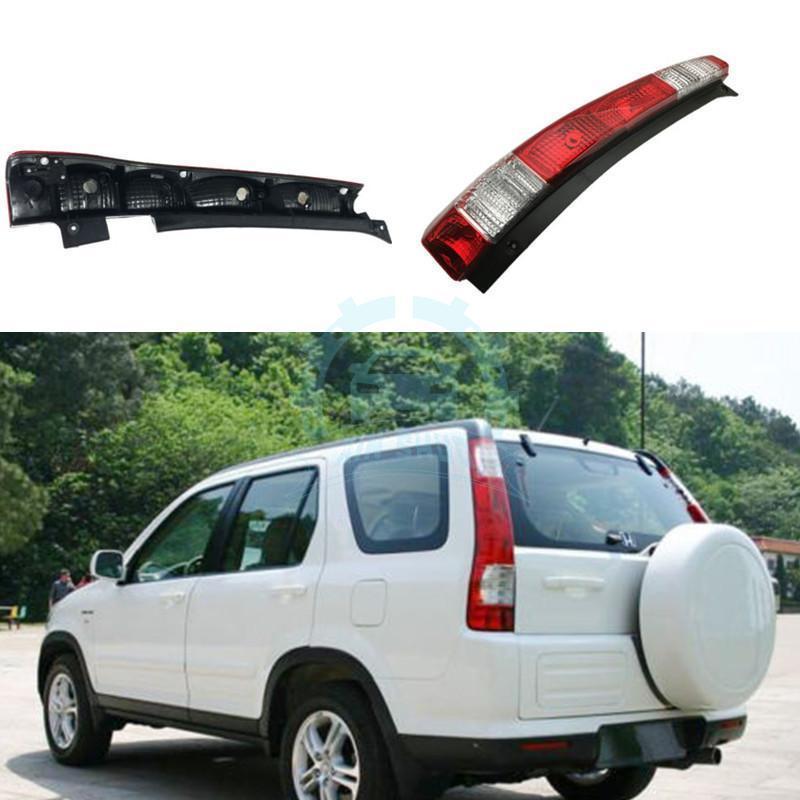 For Honda CR-V RD7 2005-2007 Taillights Taillamp Rear Brake Stop Lights LED trinityhonda cr v 12