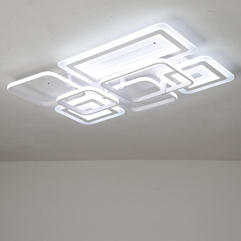 Koop Goedkoop Moderne Inbouw Plafondlamp Ultradunne Led Plafond Verlichting Afstandsbediening Plafondlamp Voor Woonkamer Slaapkamer Kinderkamer