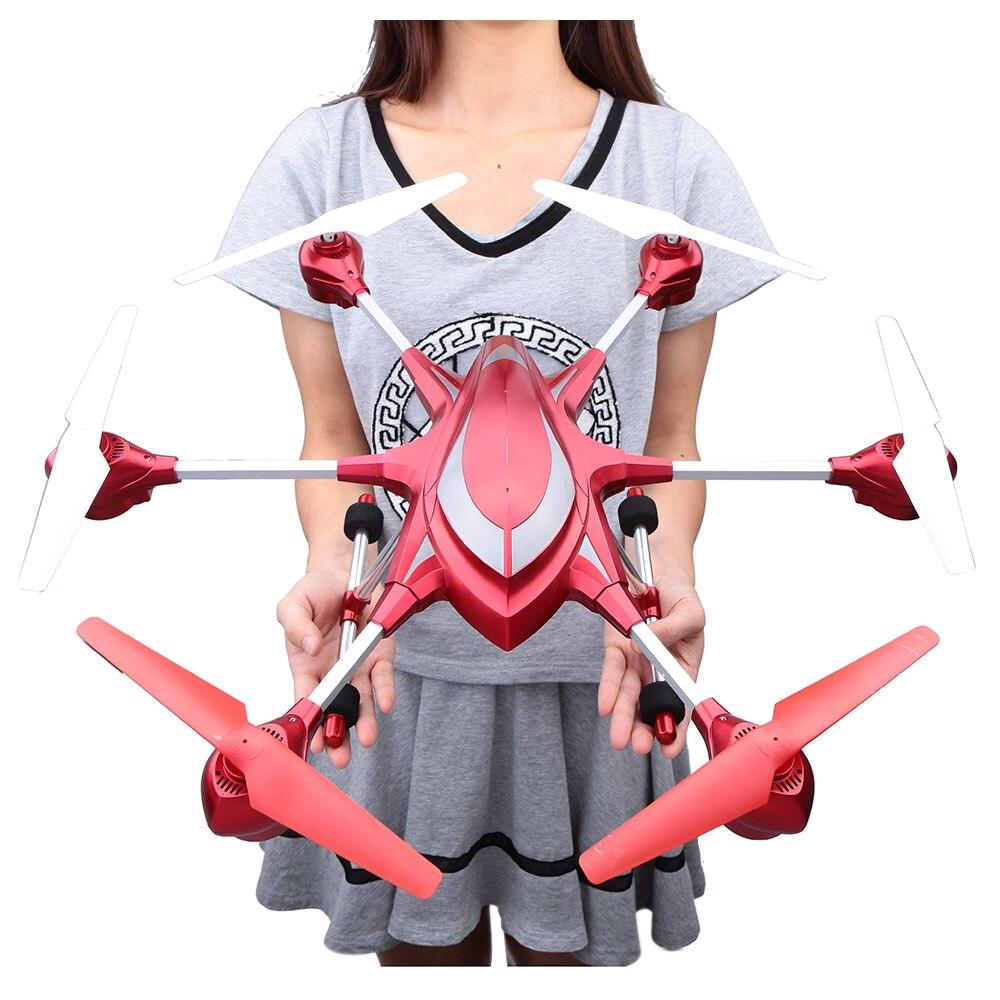 Date vente chaude W609-7 4.5CH avec Six axes gyroscope RTF RC hélicoptère FPV Drones professionnels avec 2.0MP caméra HD enfants jouets