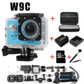 Full HD 1080P 12MP Wifi Camera W9C Sports Action Video Camera DV Bike Helmet Actioncam go waterproof pro cameras