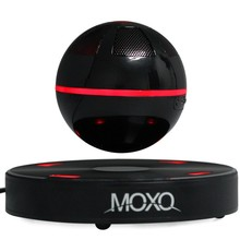 MOXO 1 Portable Mini Wireless Bluetooth Speaker Magnetic Levitation MOXO 3D Music Player Subwoofer with Mic