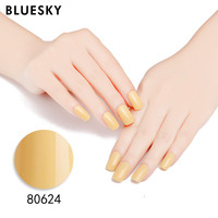 Bluesky Gel Nail Polish 80598 80624 Perfect Easter Colors Long Lasting Shining 10ml Gel Lacquer For