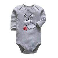0-2 jaar jumpsuit voor Pasgeboren Baby Romper lange Mouw Top Kwaliteit Katoen peuter Baby Jongens Kleding overalls kinderen 3