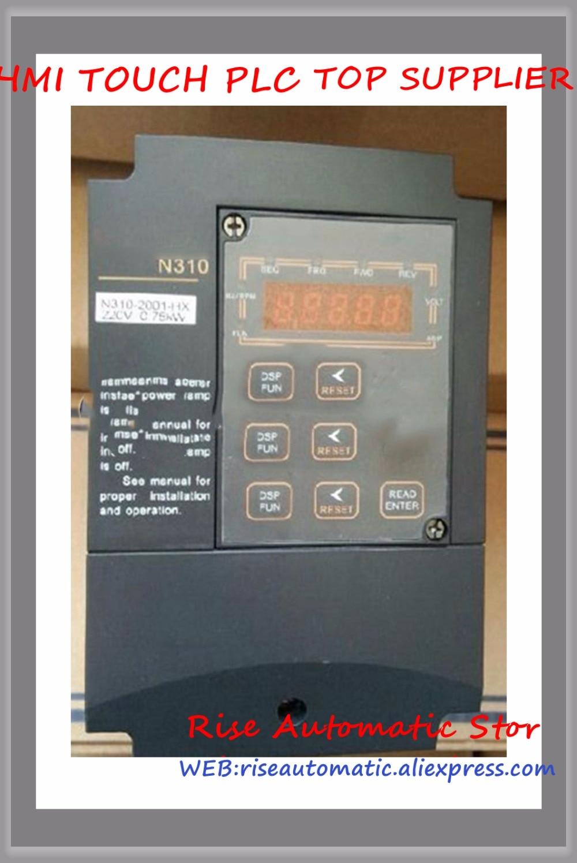 1 Phase / 3 Phase 200V 4.5A 0.75KW 1HP Inverter N310-2001-H new1 Phase / 3 Phase 200V 4.5A 0.75KW 1HP Inverter N310-2001-H new