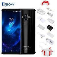 Blackview S8 5.7 18:9 Aspect Ratio Infinity Screen 4G Smartphone 4 Cameras 4GB+64GB MT6750T Octa Core Fingerprint Mobile Phone
