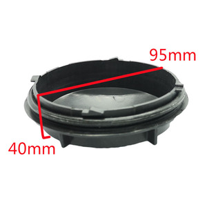 Image 5 - 1 pc for buick Excelle 2016 9012 S00012282 Headlamp dust cover waterproof cap Front lamp dust boot  Xenon lamp