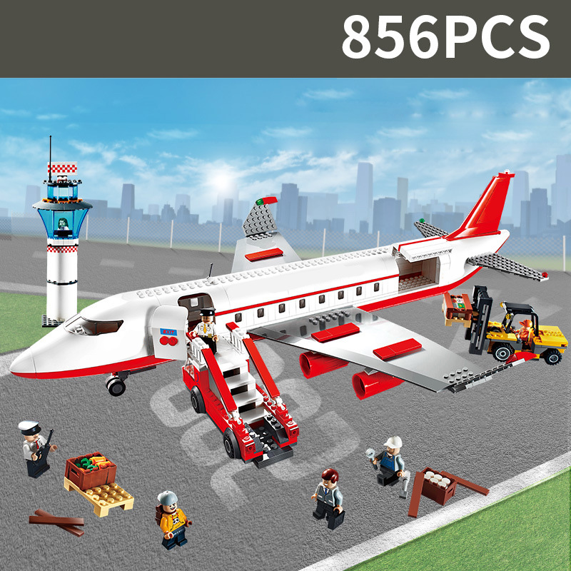 856pcs Large Armed Helicopter Military Building Blocks Bricks City Police Figures Educational Building Blocks Toys For Children ninjago juguetes military series armed helicopter blocks decool plastic diy educational bricks building model toys for children