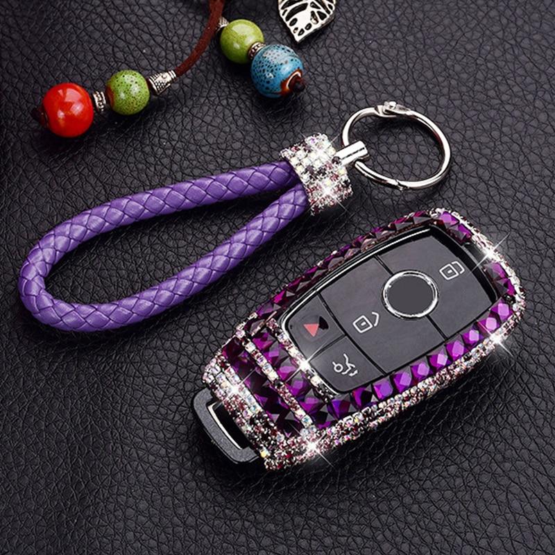 Genuine Mercedes Benz Key Ring Keyring Keychains SL Class Lettering 2017