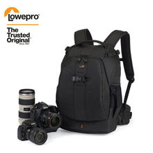 Free Shipping Genuine Lowepro Flipside 400 AW II Camera Photo Bag Backpacks Digital SLR+ ALL Weather Cover wholesale(China)