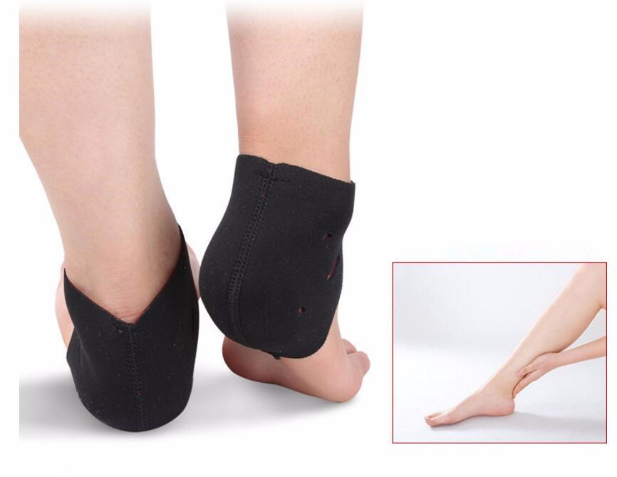 1 Par Novo salto do sapato protetor de calcanhar silicone luva ... f2853313273c1