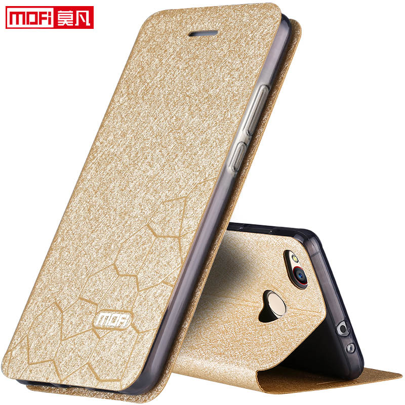 Redmi 4x Case Xiaomi Redmi 4x Case Cover Silicone Back Flip Mofi Leather Case For Xiaomi