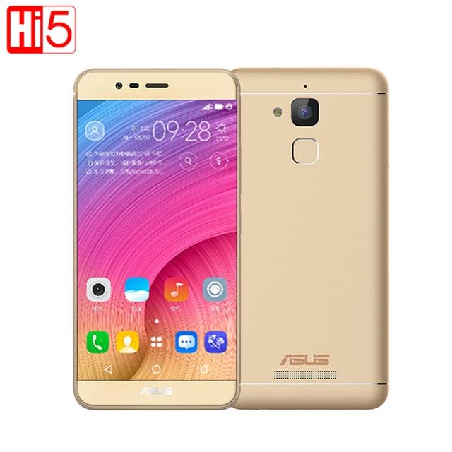 "Оригинальный ASUS Zenfone Pegasus 3 Х 008 5.2 ""отпечатков пальцев ID 2 Г/3 Г ОЗУ 16/32 ГБ ROM Quad core 4100 мАч Android LTE 4 Г Сотовый телефон"